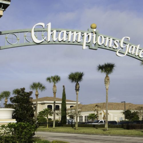 Champions Gate Towns